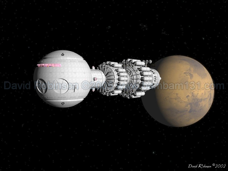 Présentation des vaisseaux spatiaux USSI21aa