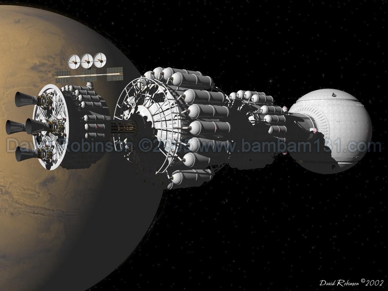 Présentation des vaisseaux spatiaux USSI28aa
