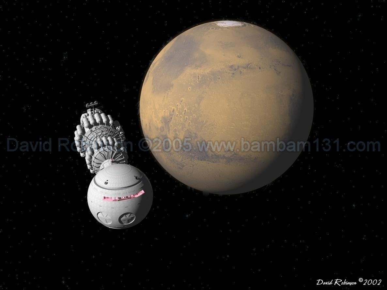 Présentation des vaisseaux spatiaux USSI31aa