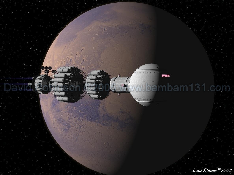 Présentation des vaisseaux spatiaux USSI32aa