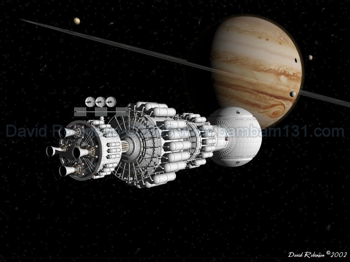 Présentation des vaisseaux spatiaux USSIJovain1a
