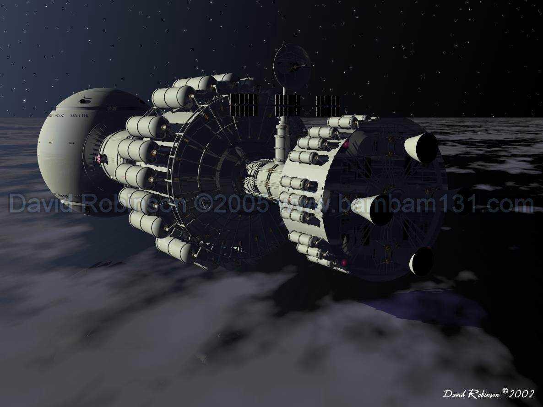 Présentation des vaisseaux spatiaux USSPH42a