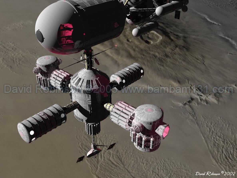 Présentation des vaisseaux spatiaux Usscydoniahgwells8abc